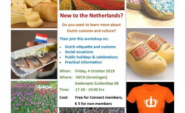 Dutch Customs & Culture Workshop