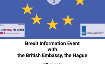 Brexit information event with The British Embassy