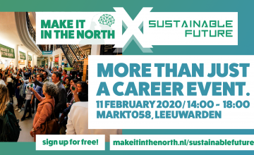Career Event:  Make it in the North x Sustainable Future