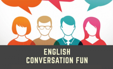 English Conversation Fun ONLINE