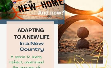 Adapting to a New Life in a new country