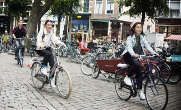 Student in Groningen? Marketing Groningen wants you to be an Ambassador for the city!