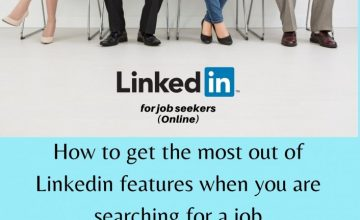LinkedIn for Job Searching – Webinar
