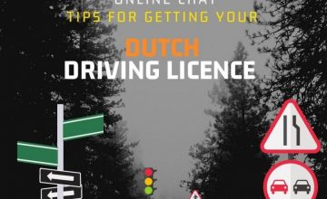 Tips for Getting a Dutch Driving License