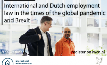 IWCN Webinar: ​International and Dutch employment law in times of a global pandemic and Brexit