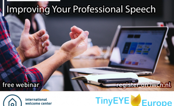 IWCN Webinar: Improving Your Professional Speech