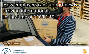 IWCN Webinar:How employers can support newly arriving internationals in this time of COVID-19