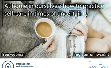 IWCN Webinar:At home in ourselves. How to practice self-care in times of uncertainty