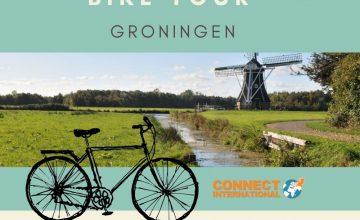 Bike Tour: Hoornsemeer and Paterwoldsemeer- Groningen