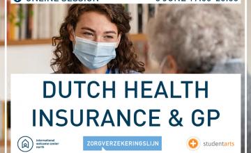 Online session:Dutch health insurance & GP