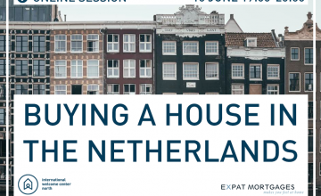 Online session:Buying a House in the Netherlands